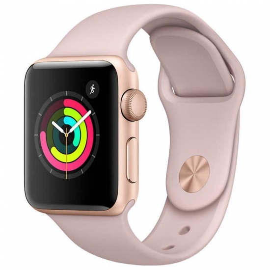 Apple Watch Series 3 38 мм with Sport Band