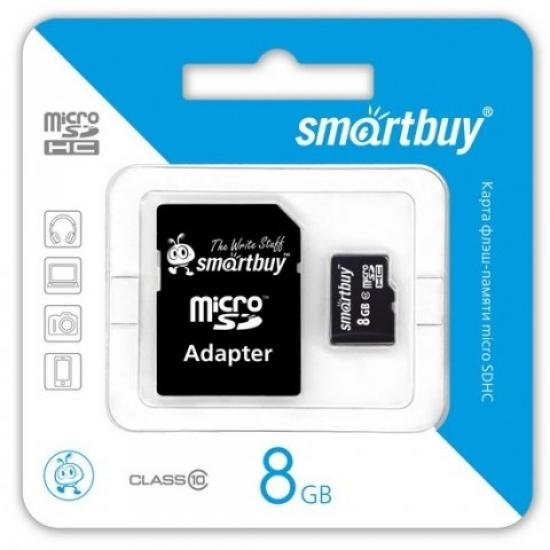 Micro SD 8Gb Smart Buy