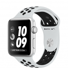 Apple Watch Series 3 42mm Aluminum Case with Nike Sport Band