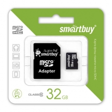 Micro SD 32Gb Smart Buy